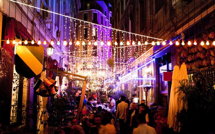 Chef Mehmet Gurs' Guide to Eating, Drinking and Shopping in Istanbul