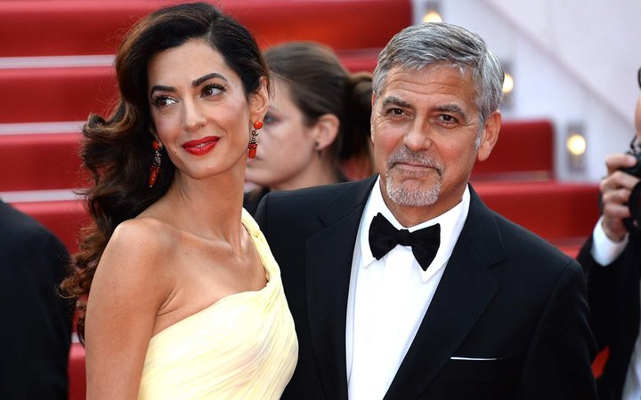 Why Parents-to-Be George and Amal Clooney Are No Longer Traveling to Dangerous Countries