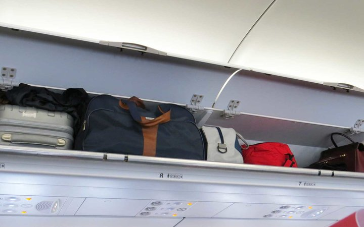 Overhead Luggage