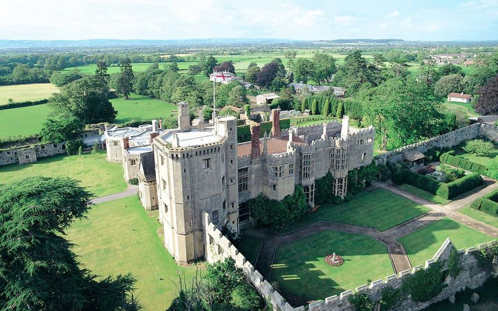 The 28-bedroom castle where Henry VIII spent his honeymoon is on sale for £8.5 million