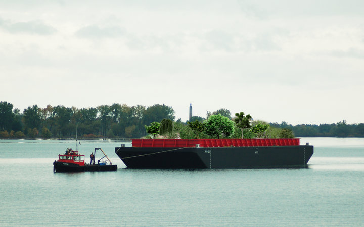 New York's Floating Forest Is Back With Some Exciting Changes