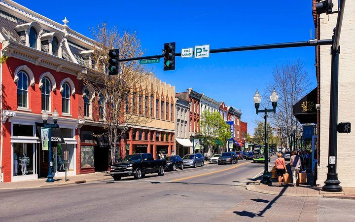 Franklin, Tennessee Favorite Southern Small Town