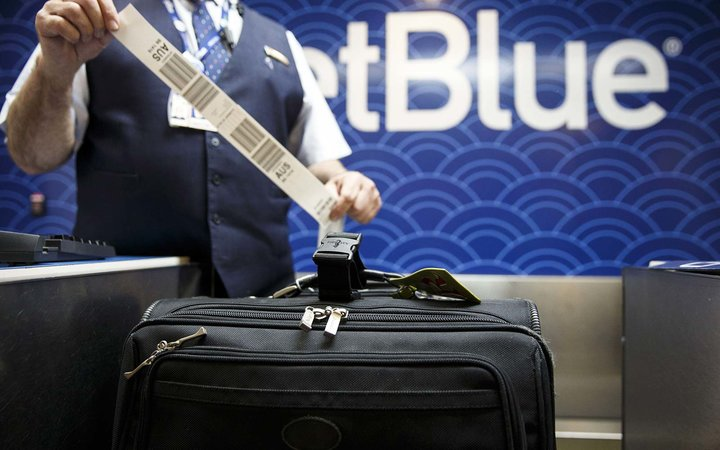 JetBlue Airways Baggage Fees airport