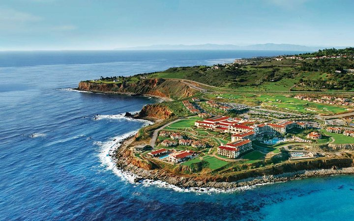 Terranea Resort Hotel in California