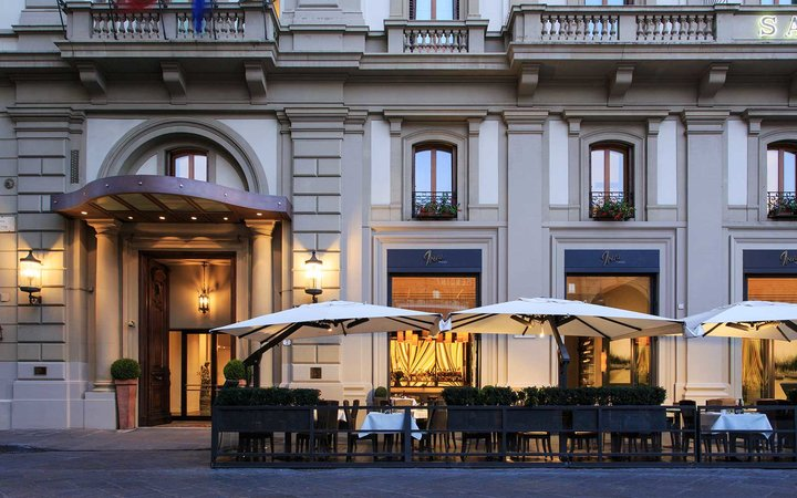 Hotel Savoy in Florence