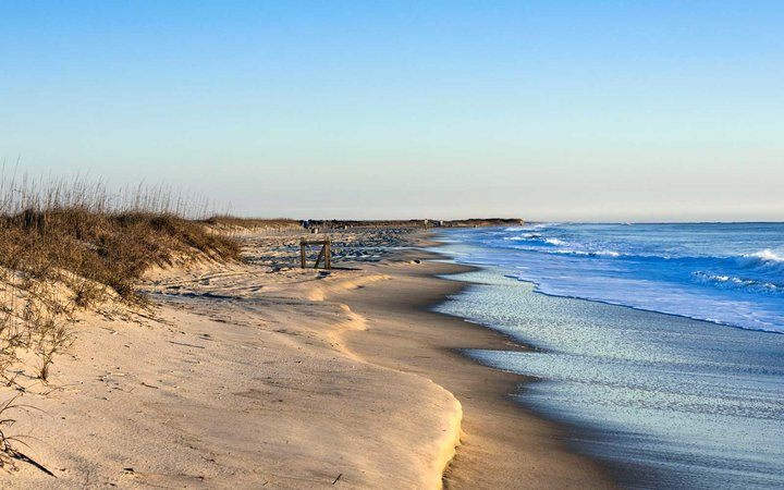 Best Beaches in North Carolina