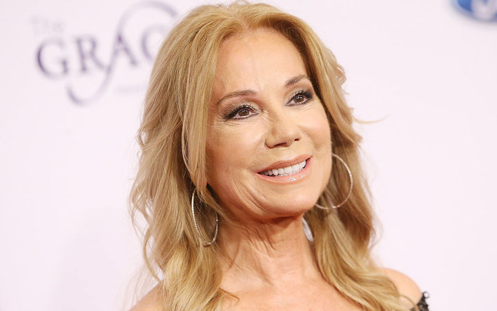 BEVERLY HILLS, CA - MAY 24:  Kathie Lee Gifford arrives at the 41st Annual Gracie Awards Gala held at the Beverly Wilshire Four Seasons Hotel on May 24, 2016 in Beverly Hills, California.  (Photo by Michael Tran/FilmMagic)