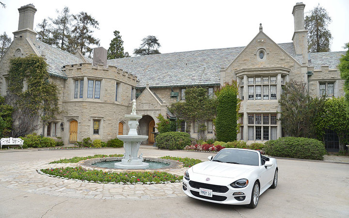 Playboy's 2016 Playmate Of The Year Announcement At The Playboy Mansion