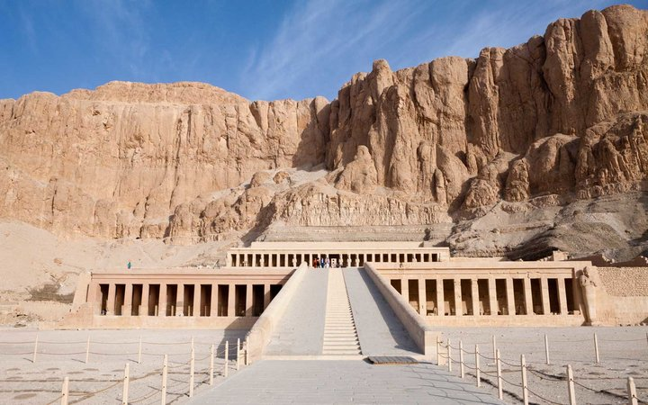 Temple of Hatshepsut, Egypt