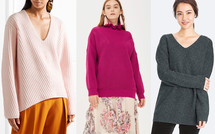 Comfy fall sweaters