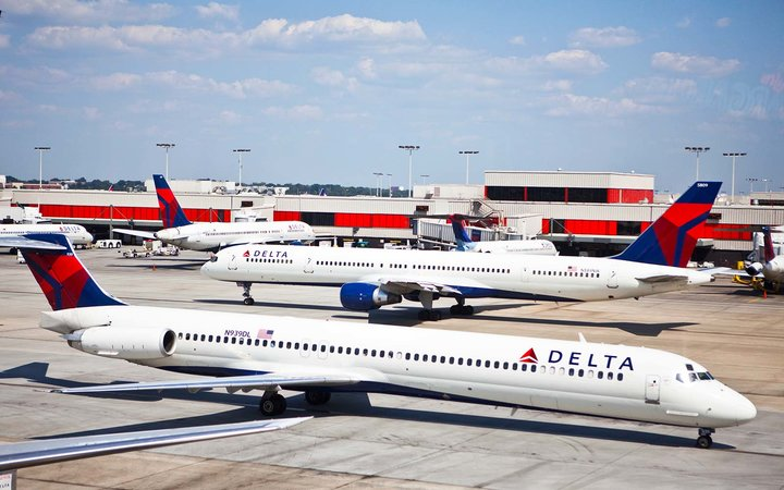 delta airlines hartsfield-jackson atlanta international airport hub