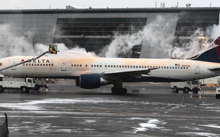 Winter Storm Impacts Air Travel