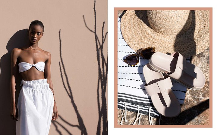 Vince Beach Capsule Collection Fashion