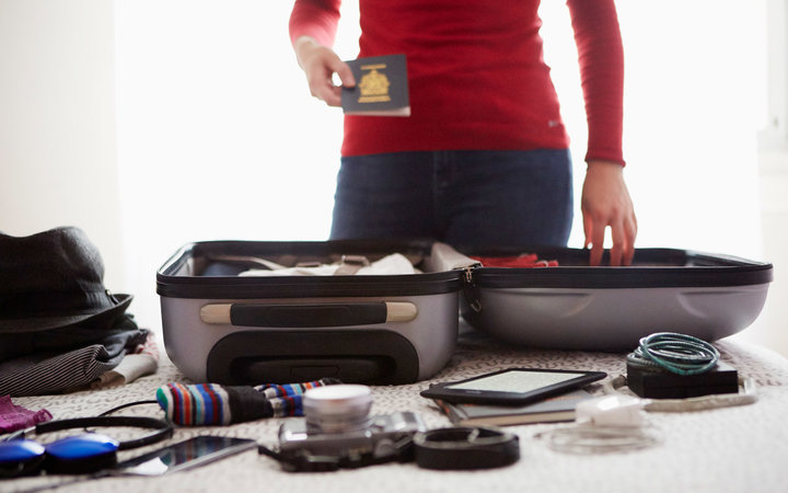 packing list for carry-on travel