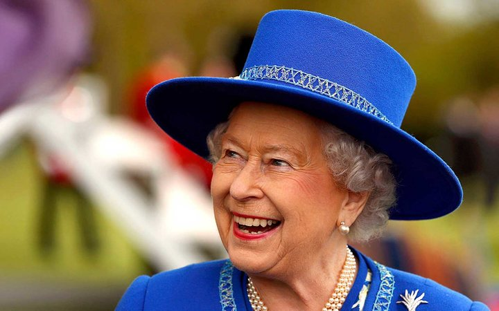 The Queen Presents New Colours To The 1st Battalion, Welsh Guards