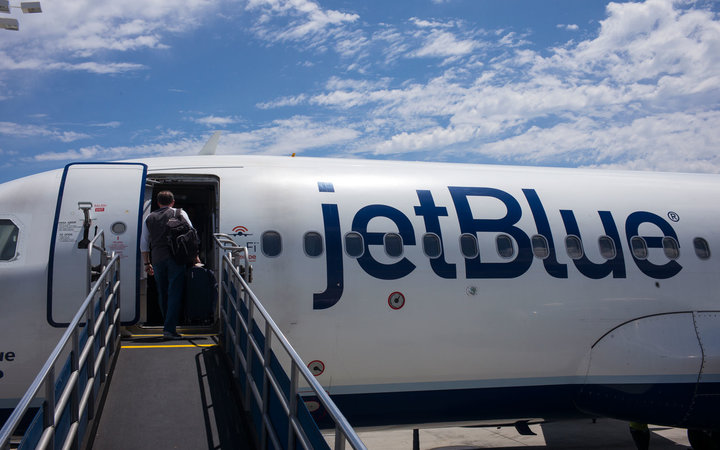 JetBlue may be increased its fees for baggage and flight changes and cancelations.