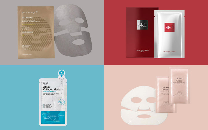 sheet masks for travel