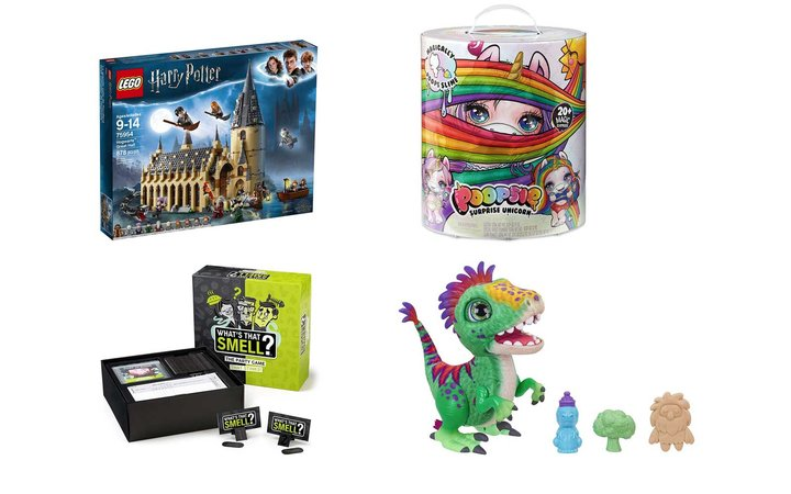 Hot holiday toys, as predicted by Amazon