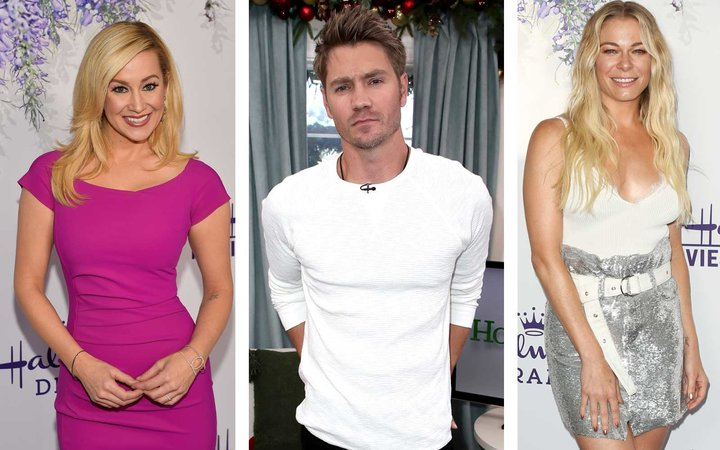 Kelli Pickler, Chad Michael Murray, and LeAnn Rimes
