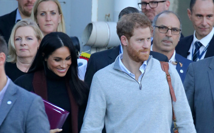 Meghan Markle and Prince Harry are expecting