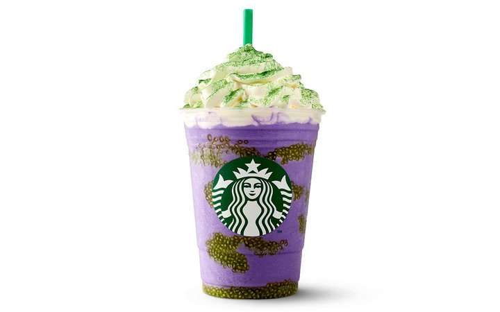 Witches Brew Frappuccino