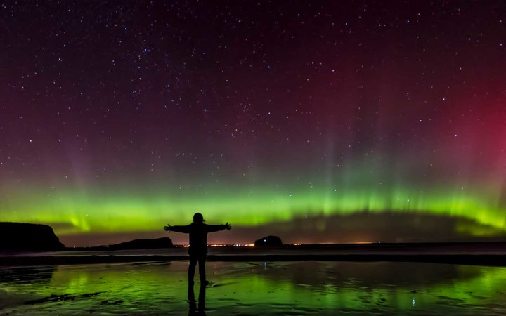 Explore northern lights excursions in Scotland.
