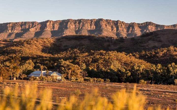 Places to Stay in South Australia - Arkaba Conservancy