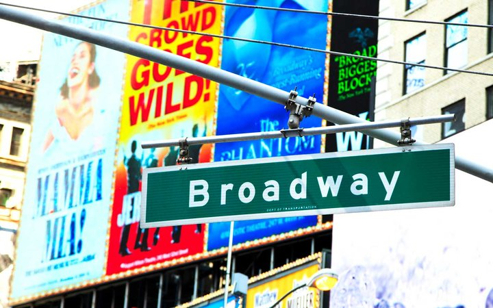 New York City Broadway Musical Theater