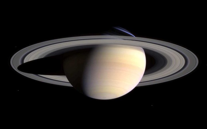 Images From NASA's Cassini Probe to Saturn