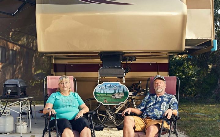 We Traded Our Home for a $50,000 RV in Retirement — and We've Never Been Happier