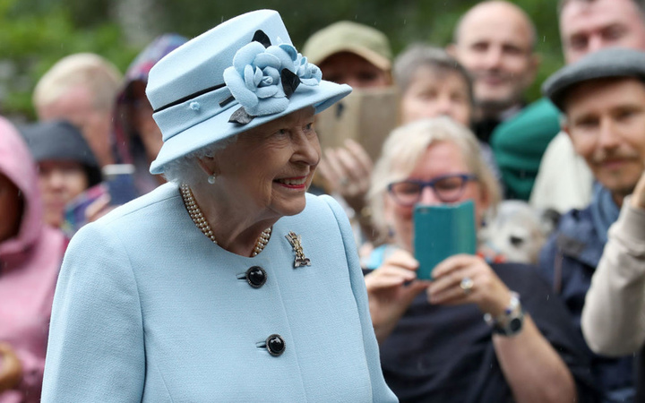 See How Queen Elizabeth Kicked Off Her Summer Vacation in Scotland