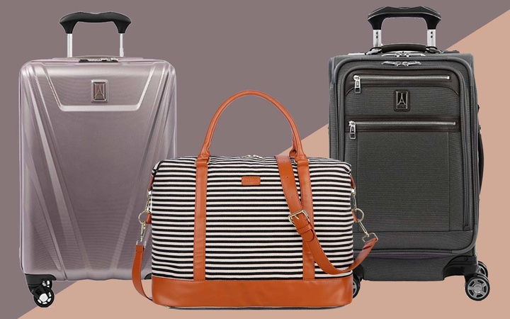 Amazon Carry-on Luggage Suitcases Duffle Bags