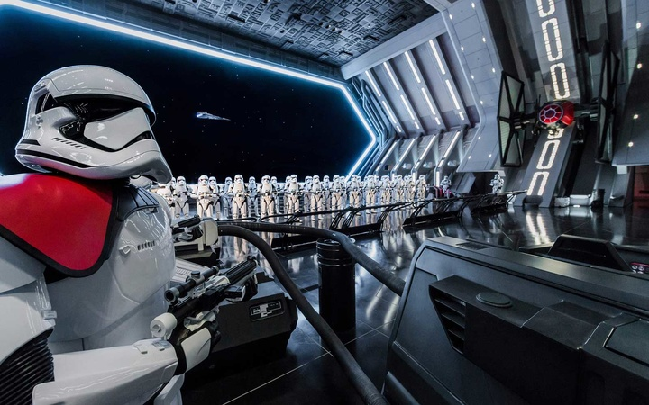 Disney World's New Star Wars Rise of the Resistance