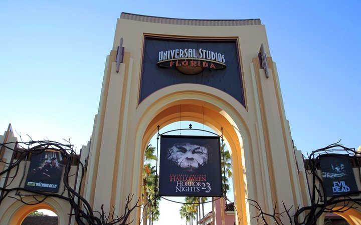 Universal Studios Orlando Halloween Horror Nights