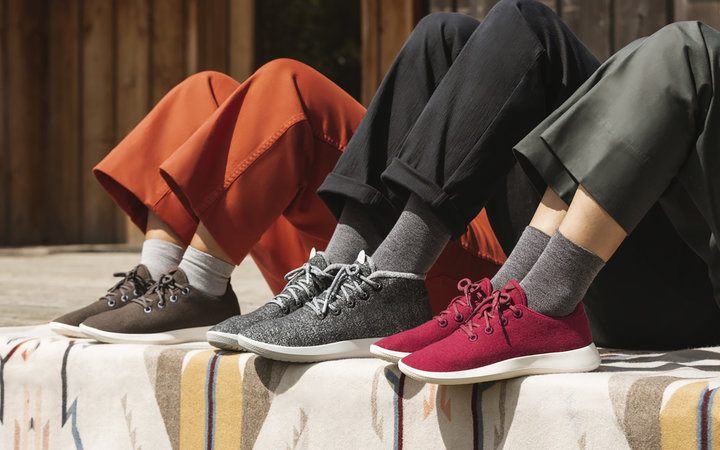 Allbirds Brisk Fall Collection