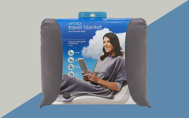 Snuggie Travel Blanket