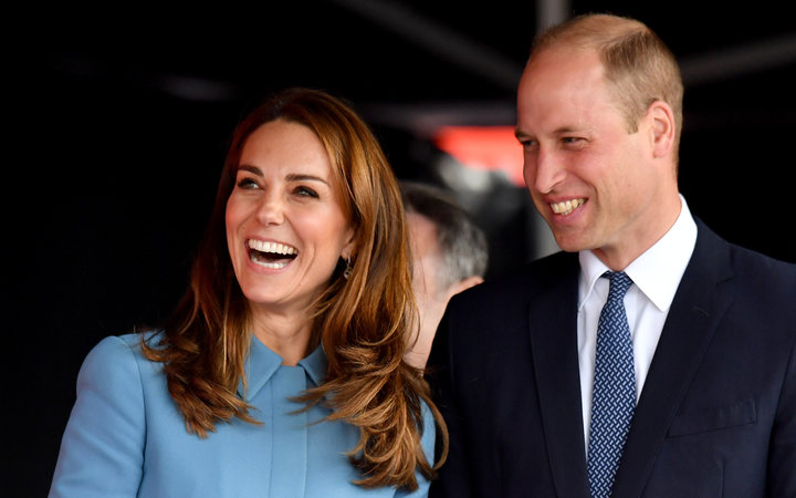 Prince William, Kate Middletom