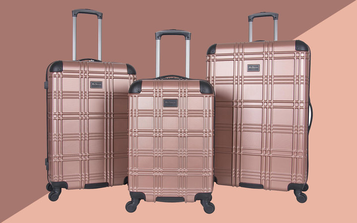 Ben Sherman Nottingham 3-Pc. Luggage Set