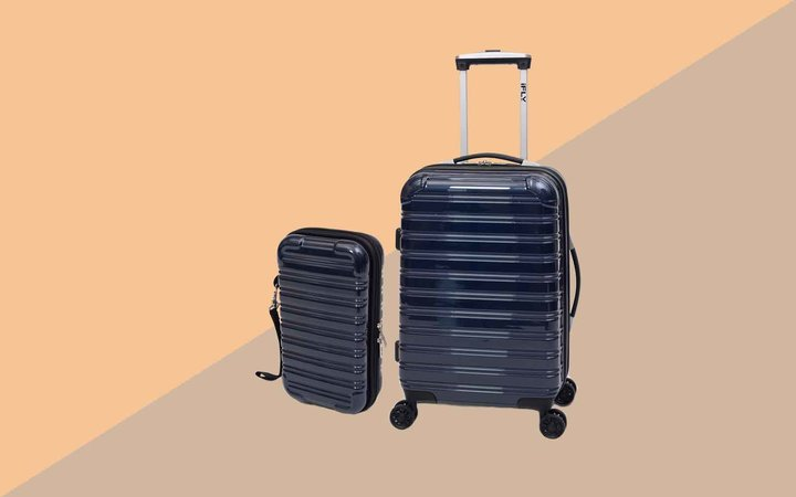 iFLY Hard Sided Luggage