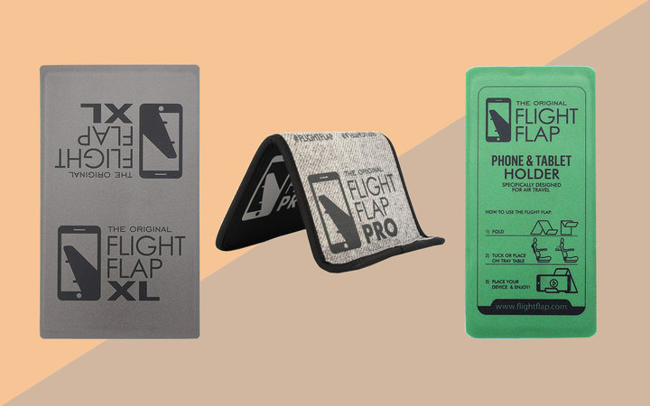AmazonFlight Flap Phone & Tablet Holder Collage TOUT