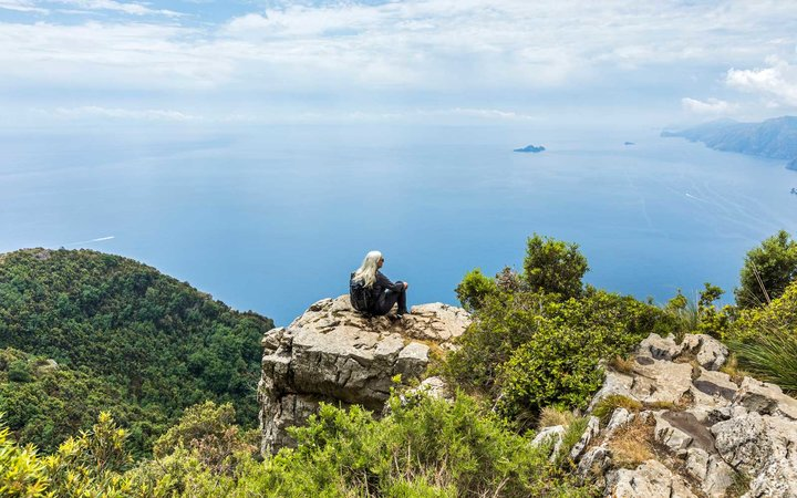 Amalfi Coast Hikes