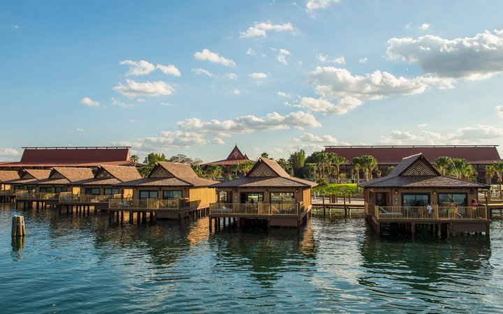 Polynesian Villas Disney World