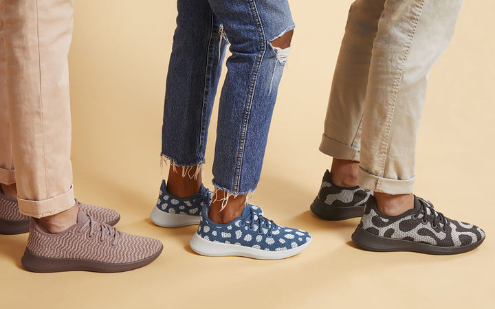 Allbirds Winter Patterns and Colors