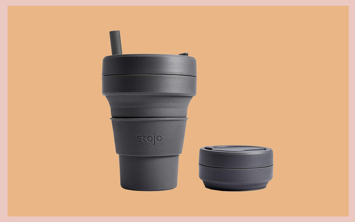 Amazon Stojo Collapsible Coffee Cup Tout
