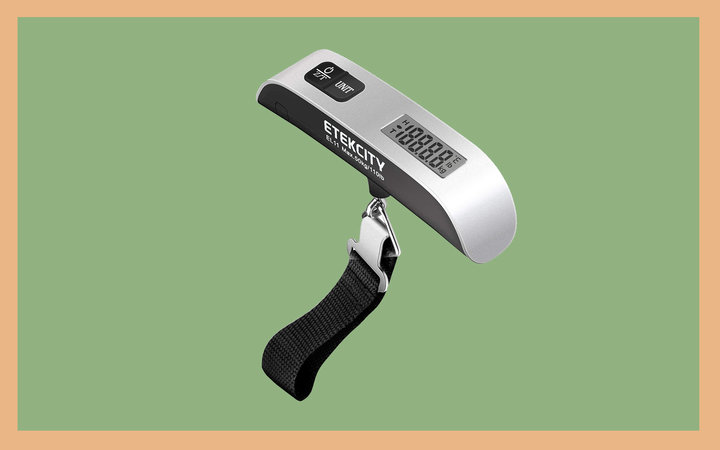 Amazon Etekcity Digital Hanging Luggage Scale Tout
