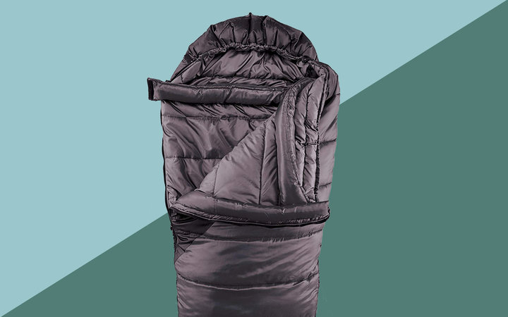 Coleman 0°F Mummy Sleeping Bag Tout