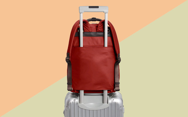 The Rowledge Lo & Sons Business Backpack Tout