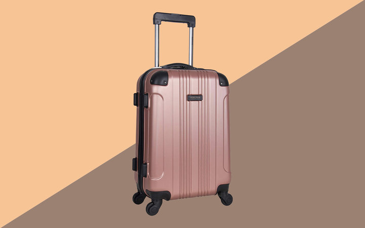 Kenneth Cole 20-Inch Carry-On Lightweight Hardshell 4-Wheel Tout