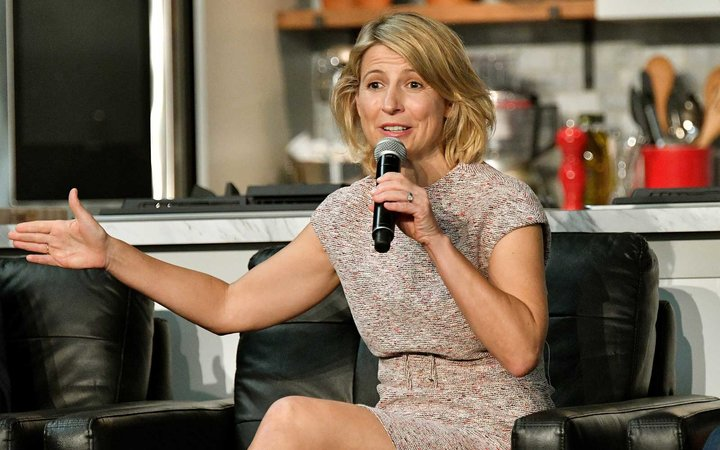 Samantha Brown, host from PBS and the Travel Channel