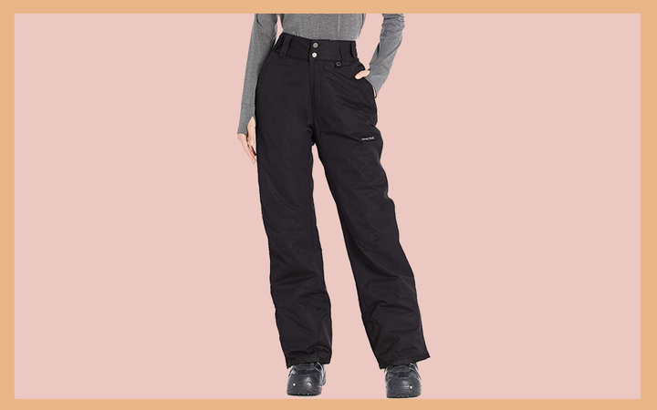 Women's Black Snow pants